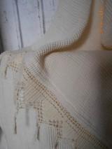"""Úžitkový textil - """"S nádychom nostalgie"""" ľanový uterák - 9656776_"""