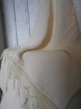 """Úžitkový textil - """"S nádychom nostalgie"""" ľanový uterák - 9656777_"""