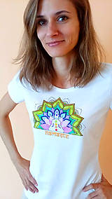 Tričko Namaste