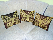Úžitkový textil - pletený vankúš - 9654960_