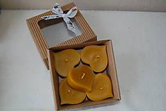 Svietidlá a sviečky - Plávajúce srdiečka - 9657818_