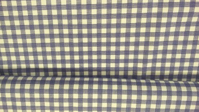 Textil - Modro-biela.kocka š.150cm - 9656200_