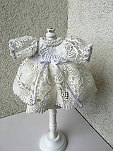 - Šatočky pre bábiky- 25-27 cm - 9656594_