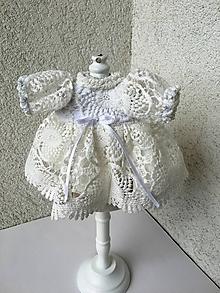 Hračky - Šatočky pre bábiky- 25-27 cm - 9656594_