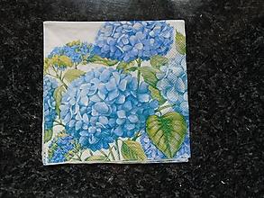 Papier - hortenzie - 9655821_