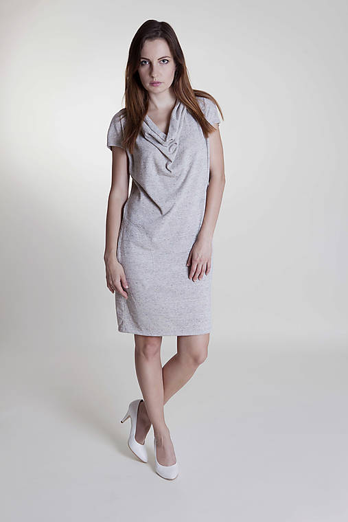Dámske šaty s vreckami   Rencissa - SAShE.sk - Handmade Šaty c5a6f1616df