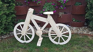 Dekorácie - Retro bicykel - 9658085_