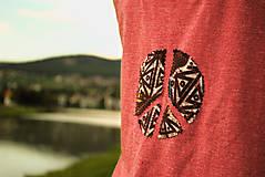 Oblečenie - Pánske tričko bez rukávov Aicha - 9660405_