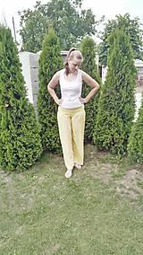 Nohavice - Nohavice Maya cena znížená z 20€ na 15€ - 9659587_