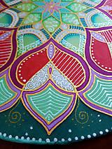 Dekorácie - Mandala lásky a uzdravenia - 9661226_