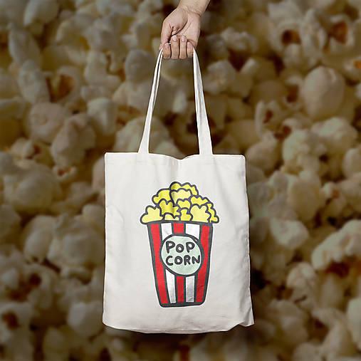 Popcorn (bavlnená taška)