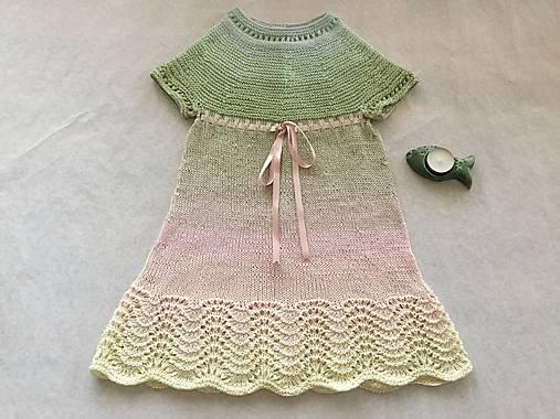 8fc0f919676f Dievčenské šaty   ebarath - SAShE.sk - Handmade Detské oblečenie