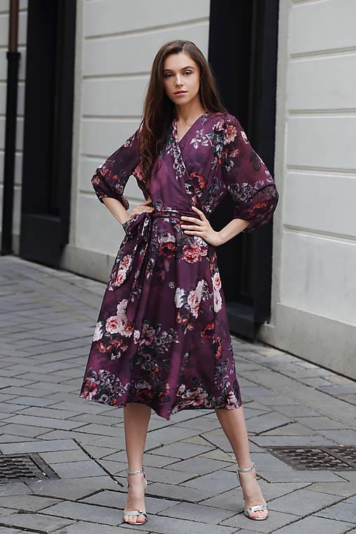 Zavinovacie šaty pre moletky (48)   ceccilia - SAShE.sk - Handmade Šaty 053818f2b75