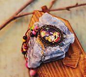 Náhrdelníky - Bumpkinovej šperk/ Tvoja hviezda som - 9664682_