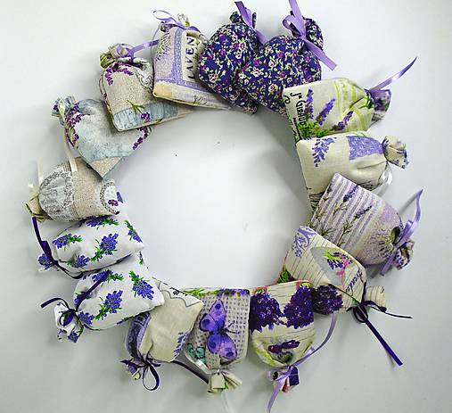 e55f31c6e Levanduľové vrecúška / Mary_Handmade - SAShE.sk - Handmade Dekorácie
