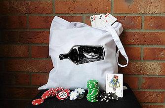 Nákupné tašky - Nákupná taška - More vo flaši - 9665047_