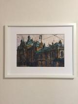 Obrazy - Praha Vyšehrad - 9663629_