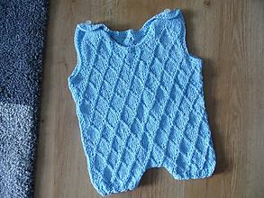 Detské oblečenie - letné dupačky - 9664537_
