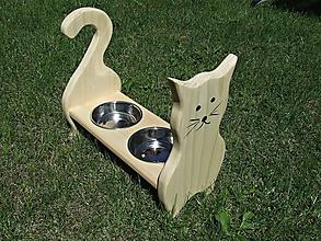 Pre zvieratká - Krmítko pre mačky - 9663588_