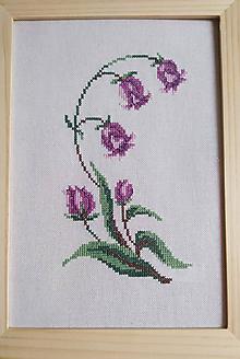 Obrazy - Kolekce troch kvetov - 9663940_