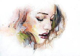 Obrazy - Portrét na objednávku - 9665480_