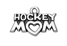 - Prívesok HOCKEY MOM - 9664753_