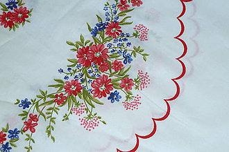 Textil - Látka Darovaná od babičky - 9666497_