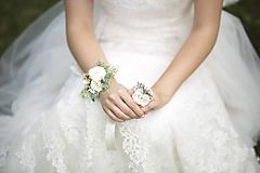 Prstene - Kvetinový prsteň - 9668424_