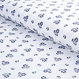 Šaty - Bavlnené šaty s ľudovým vzorom - 9667783_