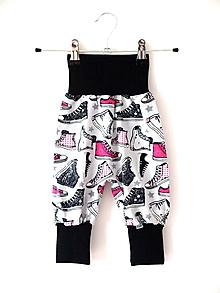 Detské oblečenie - Turecké nohavice tenisky - 9666862_
