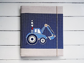 Papiernictvo - Fotoalbum pre chlapca - 9666533_