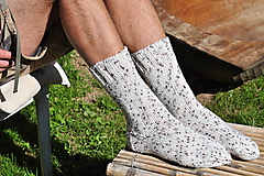 -  pánske ponožky II. - 9666455_