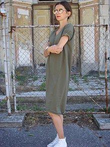 Šaty - ---zELENé V šATy--- - 9667097_