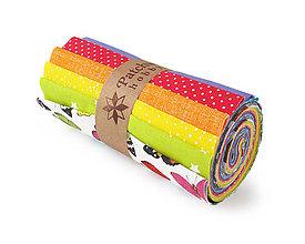 Textil - Bavlnené látky - rolka Butterfly - 9667508_