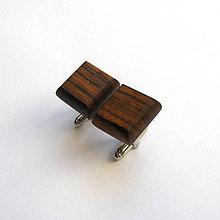 Šperky - Ovangkol - štvoruholníky - 9666440_