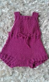 Detské oblečenie - Body na chladnejsie dni - 9581210_
