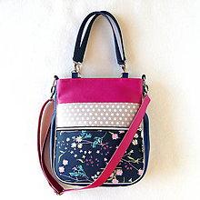 Veľké tašky - Taste it! - Zipp - Kvetovaná - 9672028_