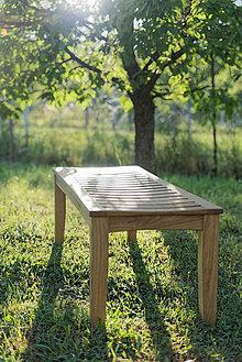 Nábytok - . lavička verzia dva - 9669745_