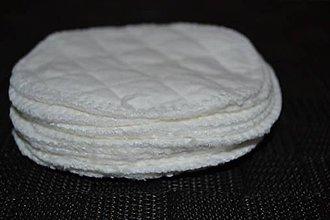 Drobnosti - Látkové vložky do podprsenky eko bavlna - 9672032_