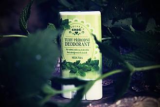 Drogéria - Medovka lekárska - prírodný deodorant - 9669350_