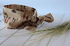 Šatky - Letná šatka - Africa  - 9670947_