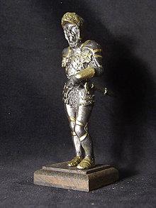 Socha - Kolekcia rytierov v zbroji (rytier v zbroji) - 9669625_