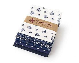 Textil - Bavlnené látky - balíček TFQ123 - 9669800_