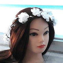 Ozdoby do vlasov - Kvety do vlasov - 9671121_