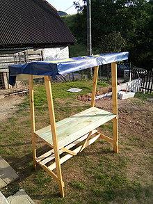 Nezaradené - jarmočný, predajný stánok - 9674690_
