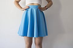 Sukne - Skater Skirt Light Blue - 9674401_