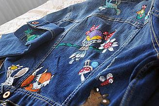 Kabáty - Moje zvieratká - pomaľovanie - 9672611_