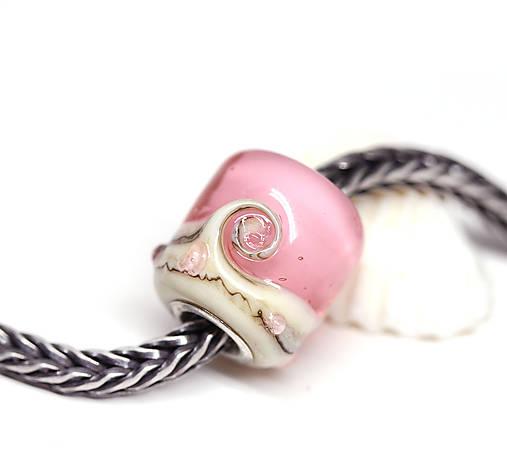 Ružový sen pandora   Maya-Honey - SAShE.sk - Handmade Náramky 82ae0729664
