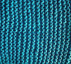 Úžitkový textil - Pufy s objemem 160cm (Tyrkysová) - 9672692_