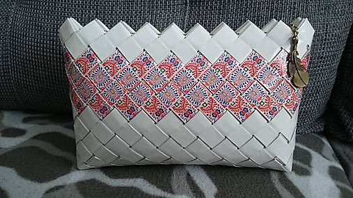 2bf471d32 Kabelka (Ľudový motív) / adelgunda - SAShE.sk - Handmade Kabelky